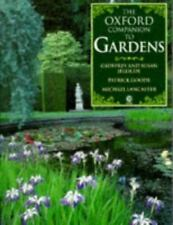 NEW - The Oxford Companion to Gardens