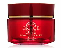 KOSE GRACE ONE Perfect Gel Cream EX all-in-one Aging care (from age 50) 100g