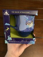 Minnie Mouse The Main Attraction -Peter Pan's Flight- Mug Disney Cup NEW
