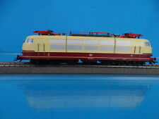 Marklin 37577 DB TEE Electric Locomotive Br 103 Beige-Red MFX DIGITAL NEW