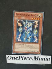 Yu-Gi-Oh! Thunder King LCGX-EN203 1st