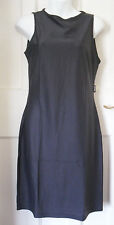 WOMENS VERSACE JEANS COUTURE GREY STRETCH/BODYCON DRESS SZ:30/44 UK-10(WD21)