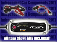 New CTEK MXS 5.0 12V Car Battery Smart Charger & Conditioner 5 Year Warranty