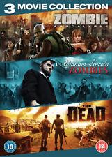 Zombie Triple: Zombie Apocalypse/Abraham Lincoln Vs Zombies/... DVD (2013) Ving