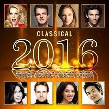 Various Artist - Classical 201 Classical 2016 CD