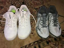Mizuno Women's Wave Lightning Z4 Volleyball Shoes Size 10.5 + free pair of ZOOMs