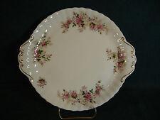 "Royal Albert Lavender Rose Handled 10 1/4"" Cake / Cookie Plate(s)"