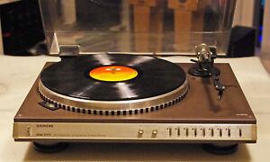 1979  Oberklasse Vintage Plattenspieler SIEMENS RW 777