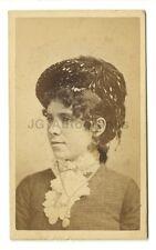 19th Century Fashion - 19th Century Carte-de-visite Photo - Grand Rapids, MI