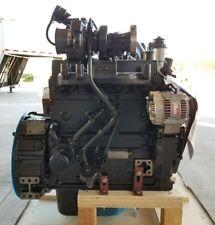 Cummins 4BT3.3 Cummins 69HP 4 Cylinder Turbo Diesel Engine 1800RPM