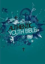 ERV Authentic Youth Bible Teal by Authentic Media (Hardback, 2013)