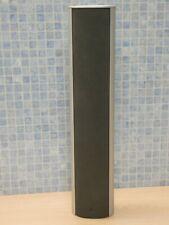 1 X KEF HTS 6000 A.C.E SILVER FINISH SURROUND SOUND LOUDSPEAKER (NO BASE PLATE)