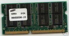 2x 256MB = 512MB RAM IBM ThinkPad A21p A22e  A22p  A22m