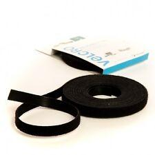 16mm x 1m velcro ® velcro crochet et boucle one-wrap ® double face cerclage noir