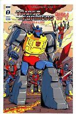 Transformers 84 Secrets & Lies 2 Variant