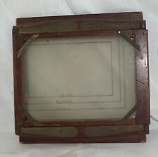 5x7 View Camera Wooden Back