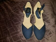 womens wedge heel shoes size 9
