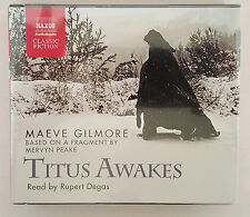 Titus Awakes Audio Book by Maeve Gilmore Classic Literature with Classical Music