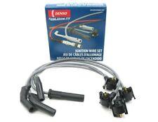NEW Denso Spark Plug Wire Set 671-4059 Ford Escort Mercury Tracer 2.0 SOHC 97-02