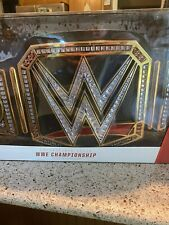 WWE Replica Adult Championship Title Belt