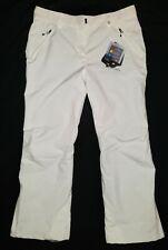 NWT! Women's Karbon Diamond Tech Pearl Ski Pants Sz ProStretch Sz 10 KS608