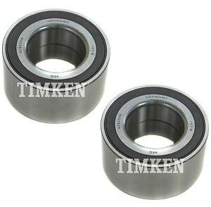 Timken Front Wheel Bearing Kit For Jaguar X-Type AWD