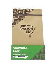Rio AMAZON Graviola 1800mg 90 les sachets de thé