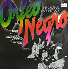 """ORFEO NEGRO - ANTONIO CARLOS 12"""" LP (Q248)"""