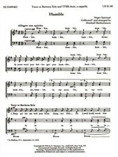 Arr Marshall Bartholomew Humble Learn to Play Voice Vocals TTBB SHEET MUSIC BOOK