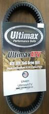 New Ultimax Drive Belt Arctic Cat Suzuki 07-08 700 00-01 Quadmaster 500 UA401
