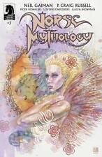 Neil Gaiman Norse Mythology #3 Cvr B Mack (C: 1-0-0) Dark Horse Comics