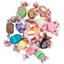 Taffy town Salt Water Taffy Candy gourmet Assorted flavors 5 lbs kosher