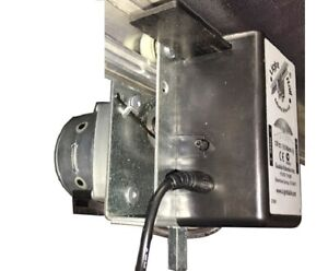 Light Rail 4.0 AdjustaDrive Motor, No Rail, Robotic Grow Light Mover Made in USA