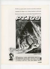 PT 109 Original Movie Still 8x10 Movie Poster Style Art, Crease 1963 17393