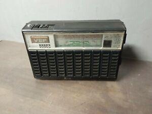 VEF Spidola 232 Soviet USSR Radio Transistor