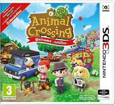 Animal Crossing Leaf Welcome Amiibo 3ds - Nintendo3ds |