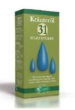 Krauterol 31 Olio d'Erbe Sangalli Da 100ml + Omaggi