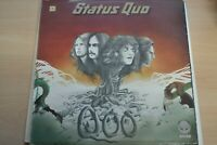 STATUS QUO    QUO      LP    VERTIGO RECORDS   9102 001    1974