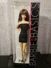 BARBIE BASICS DOLL MODEL NO 03 COLLECTION 001 BLACK LABEL 2009 MATTEL R9921 NRFB