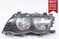 99-01 BMW E46 323i 328i 330i Front Left Side Headlight Head Light Xenon Lamp A12