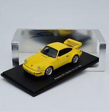 Spark S1935 Porsche 911 Carrera RS 3.8 1993 extrem selten !!, 1:43 , OVP, 111/01
