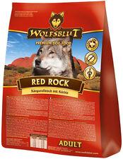 Wolfsblut Red Rock 15 kg Hundefutter mit Kängurufleisch