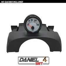 10 12 Mazda Speed3 - Single Gauge Pod 52mm (OEM) Steering Wheel Column
