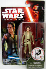Disney Hasbro Star Wars The Force Awakens - Rey Resistance outfit NIEUW ! B3445