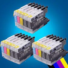 15 Ink Cartridge for Brother LC1280 DCP J525W J725DW J925DW Printer 2