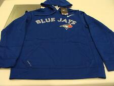 2013 Toronto Blue Jays MLB Baseball S Wordmark KO Hoody Therma Fit Jacket