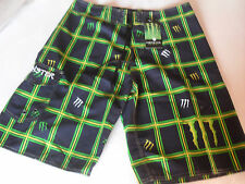 BAÑADOR BOARDSHORT DC SHOES MONSTER 43 KEN BLOCK  TALLAS M L XL 34 36 38
