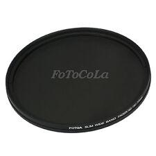 Fotga 72mm slim fader ND filter adjustable variable neutral density ND2 to ND400