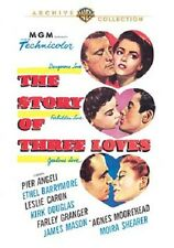 Story Of Three Loves DVD (1953) - Ethel Barrymore, Leslie Caron, Pier Angeli