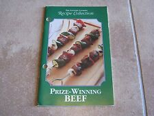 The Country Cooking Recipe Collection – Prize-Winning Beef Booklet – PB